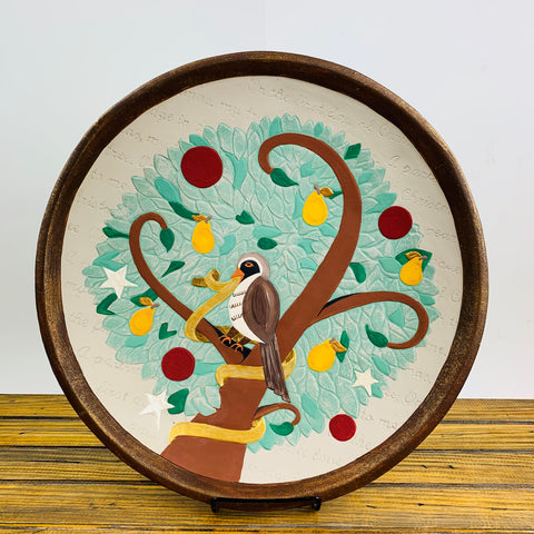 Comfort Bowl with Pear Tree and Partridge