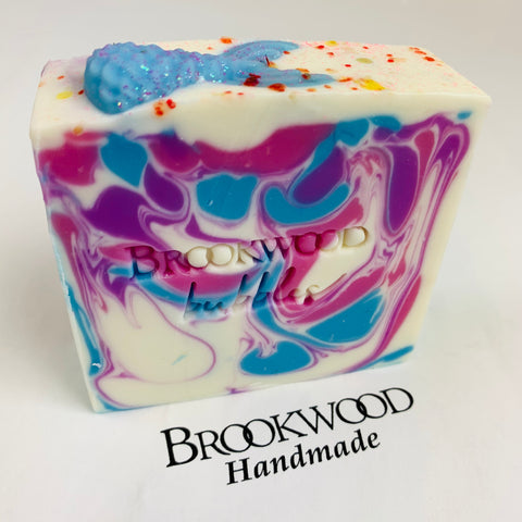 Bar Soap Brookwood Bubbles - Mermaid Kisses