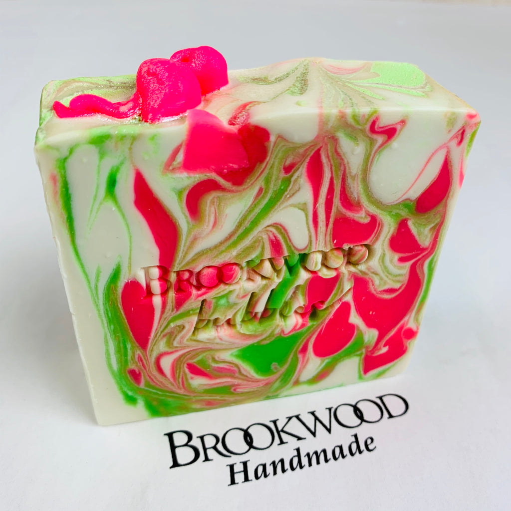 Bar Soap Brookwood Bubbles - Island Scape