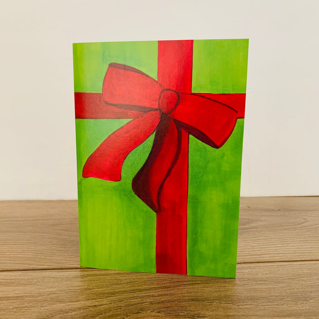 Present Card - Pack of 10
