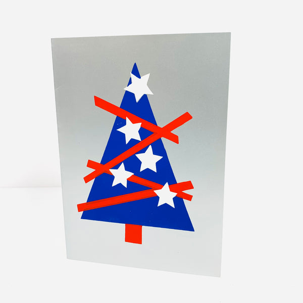 Christmas Tree Card - Pack of 10