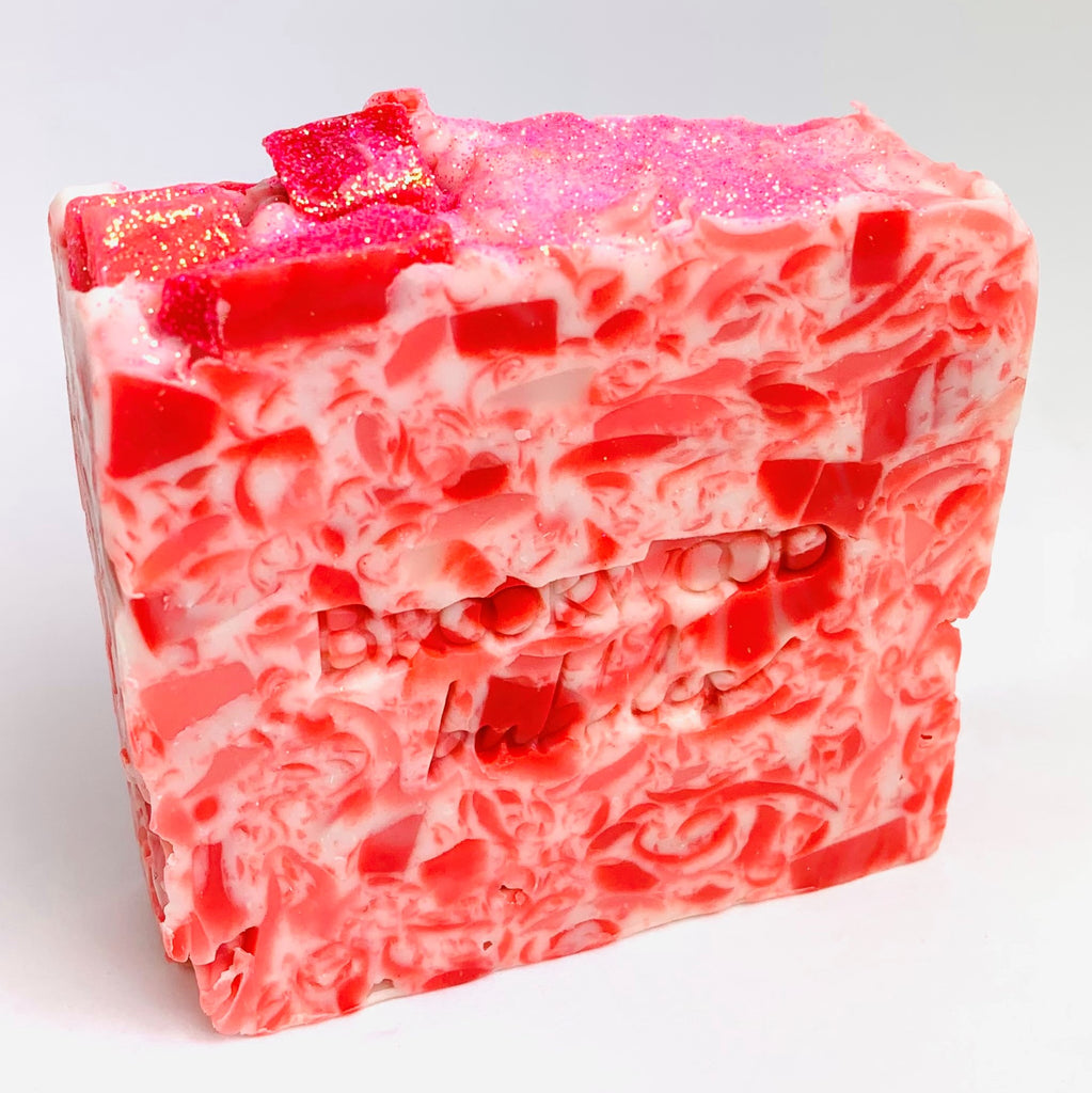 Bar Soap Brookwood Bubbles - Peppermint