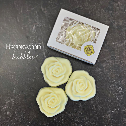 Wild Rose Novelty Soap Brookwood Bubbles -  Wild Rose