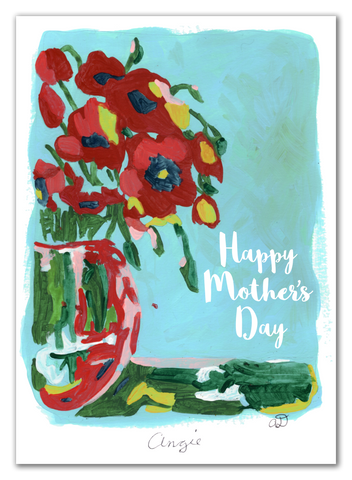 Mother's Day Card / Happy Mother's Day