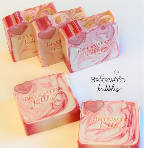 Bar Soap Brookwood Bubbles - Endless Love