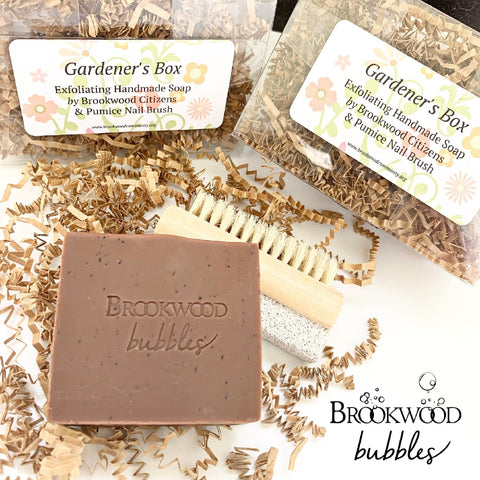 Gardener Soap Brookwood Bubbles