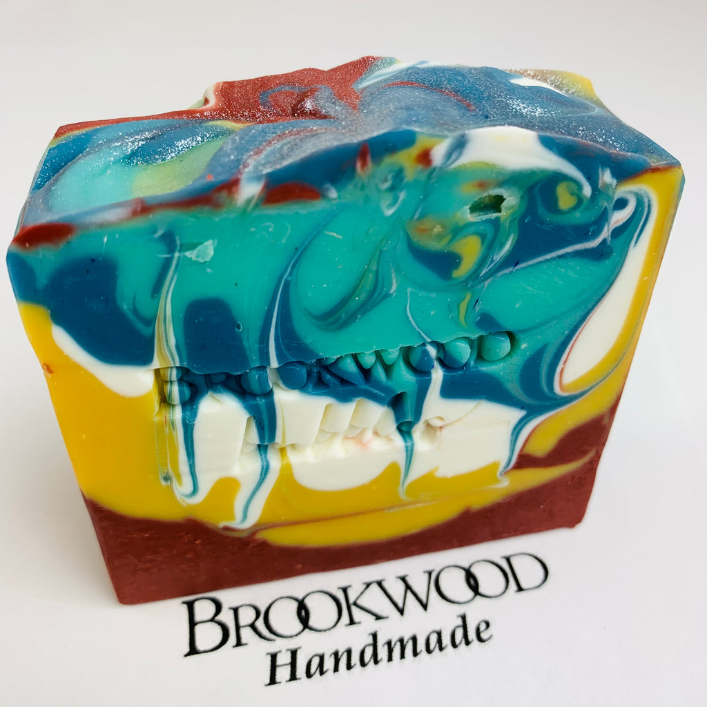 Bar Soap Brookwood Bubbles - Holiday Spice