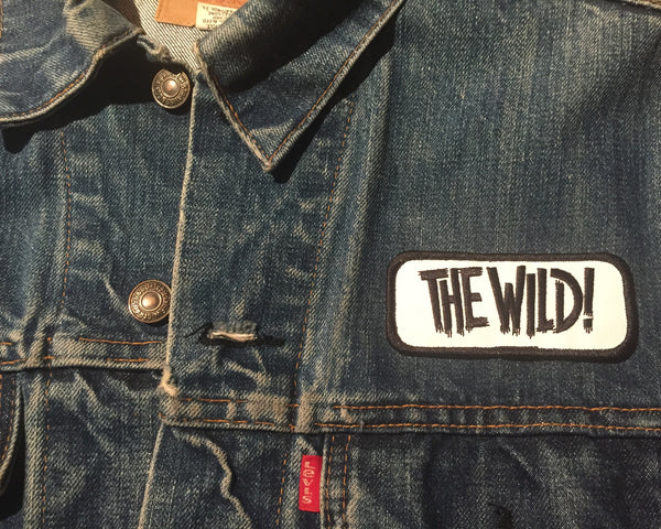 The Wild! - Flasher Patch