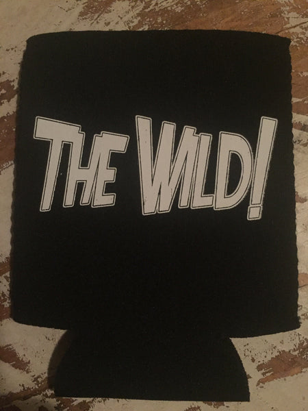 The Wild! Beer Koozie