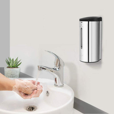 Automatic Soap Dispenser,Large Capacity 24oz/700ml - Alfa Heating Supply
