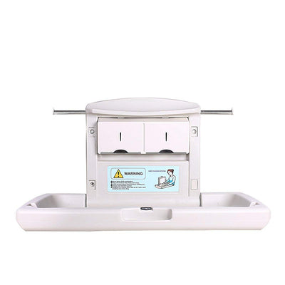 Baby Changing Station - Tan, Horizontal