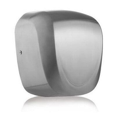 WiseWater Carbon Brush Motor Hand Dryer - Brushed Finish