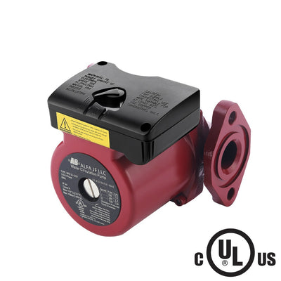 "Circulation Pump GPD40-4SF 3 Speed 115V 60Hz 1 1/2""NPT"