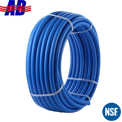 "PEX Pipe 1/2"" 300ft Coil Non-Oxygen Barrier - Blue - Alfa Heating Supply"
