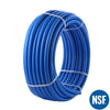 "PEX Pipe 3/4"" 300ft Coil Non-Oxygen Barrier - Blue"