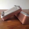 Oil Cooler BL95 NPT2'' Plate Heat Exchangers for Oil Cooling