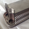 "Evaporator BL200 Plate Heat Exchangers for Evaporation 4 1/2"" NPT R22 80/80mm"
