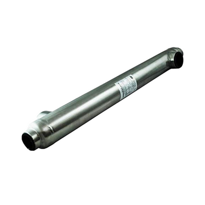"Swimming Pool Heat Exchanger - 210K Titanium Opposite Side 1 1/2"" & 1 1/2"" FPT - Alfa Heating Supply"