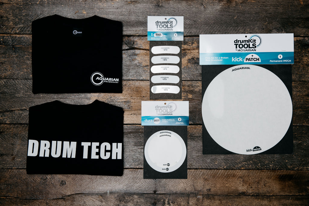 drumKit Tools Essential DRUM TECH Gift Pack