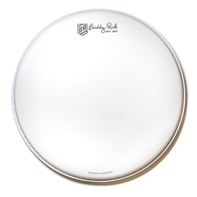 Limited Edition Buddy Rich Commemorative Snare Drum Head