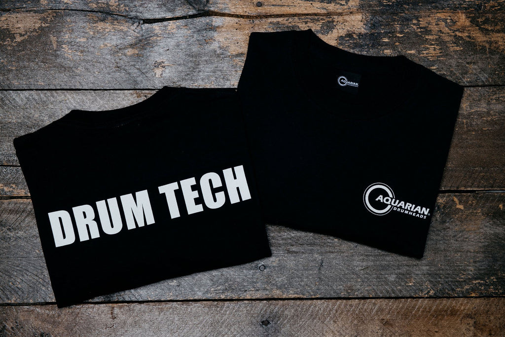 Drum Tech T-Shirt + Holiday Bonus!