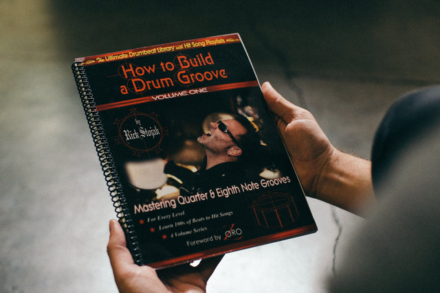 How To Build A Drum Groove Vol. 1