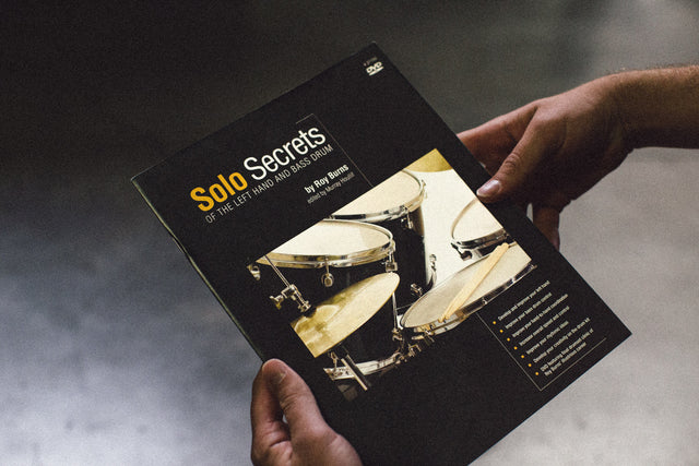 Solo Secrets of the Left Hand and Bass Drum