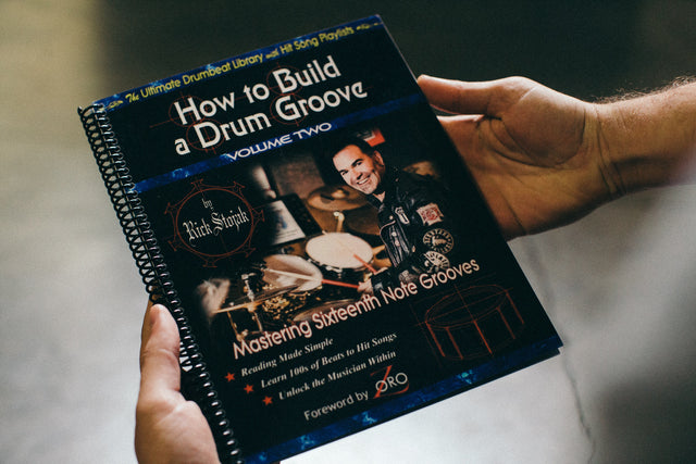 How To Build A Drum Groove Vol. 2
