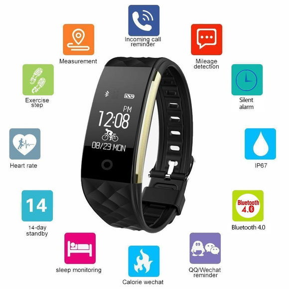 S2 Sport Fitness Activity Tracker