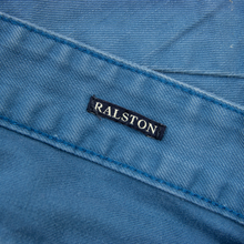 Scotch & Soda Cerulean Blue Denim Cha-Ching Ralston Btn Fly Slim Fit Jeans 36W