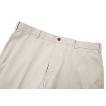 Brooks Brothers Clark Wevet Cotton Twill Unlined FF Advantage Chino Pants 36W