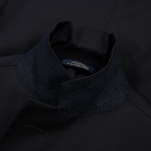 Brooks Brothers Fitzgerald Navy Blue Wool Lined Vented 2Btn Jacket 38R