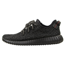 Adidas Yeezy Boost 350 Pirate Black Grey AQ2659 Kanye West Sneakers SZ 10