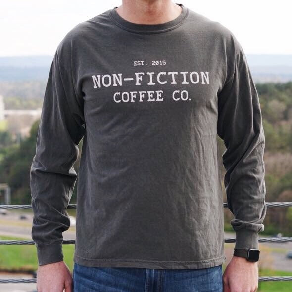 Non-Fiction Long Sleeve Pepper