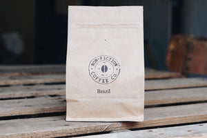 Non-Fiction Coffee Brazil