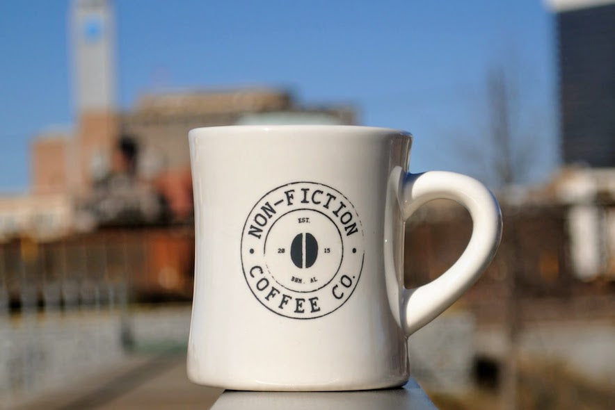 Non-Fiction Coffee Co Mug