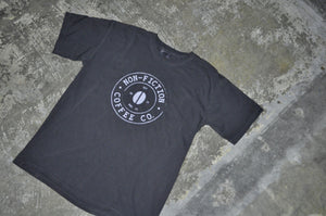 Non-Fiction Coffee Short Sleeve Gray