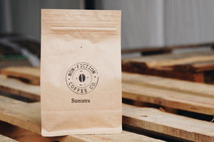 Non-Fiction Coffee Co - Sumatra Bag