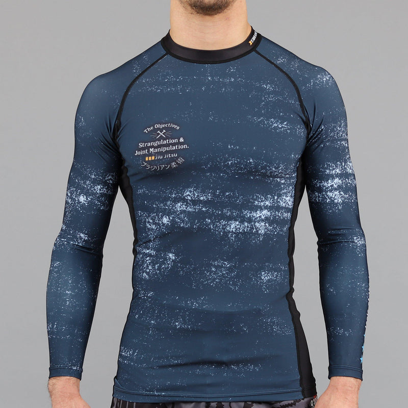 "93brand ""Tools of the Trade V2"" Men's Grappling Rashguard"