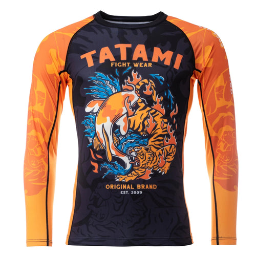 Tatami Balance Eco Tech Recycled Rash Guard