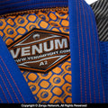 "Venum ""Elite"" BJJ Gi - Blue/Orange"