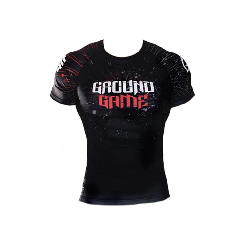 "Ground Game ""Samurai"" Women's Rash Guard"