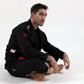 "93brand ""Goose Feather"" Lightweight Black Jiu Jitsu Gi"