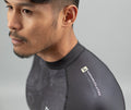 "93brand x Half Sumo ""Strike"" Men's Rash Guard"