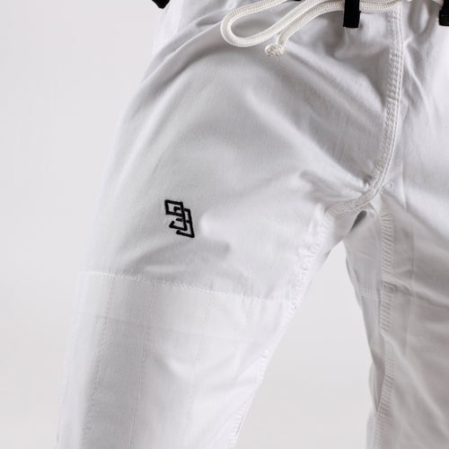 93brand Separate Women's BJJ Gi Pants - White