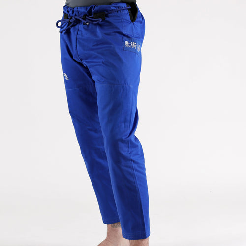 93brand Separate BJJ Gi Pants - Blue