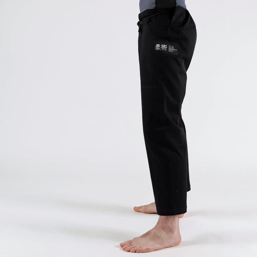 93brand Separate BJJ Gi Pants - Black