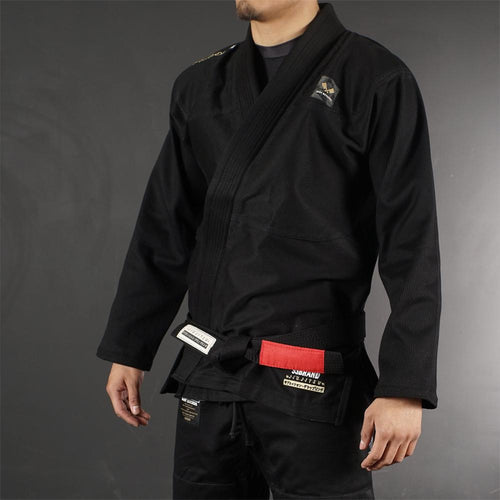"93brand ""Body Butchers"" BJJ Gi - Black"