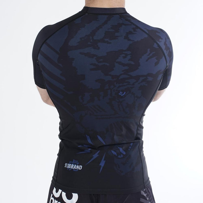 "93brand ""Dark Tiger"" Rash Guard"