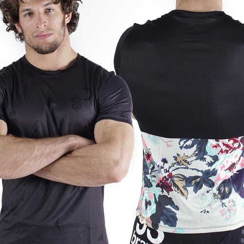 93brand Neo Floral x Splatter Men's Dry Fit 2-Pack